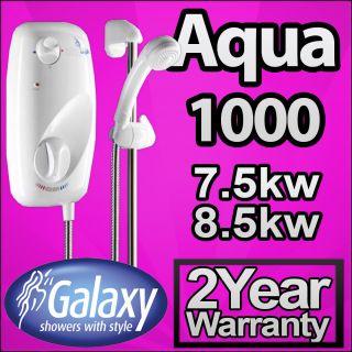 Galaxy Aqua 3000 Electric Power Showers 8.5 9.5 10.5 kw