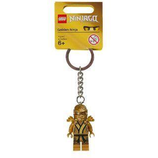 LEGO Ninjago Goldener Ninja Schlüsselanhänger Spielzeug