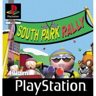 South Park Rally: Games