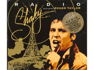 QUEEN   SHAKY (FEAT. ROGER TAYLOR) : CD SINGLE   RADIO   UK 1992