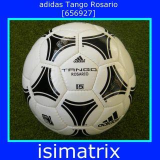 adidas Tango Rosario Fuball Klassiker Trainingsball Groesse 5 NEU