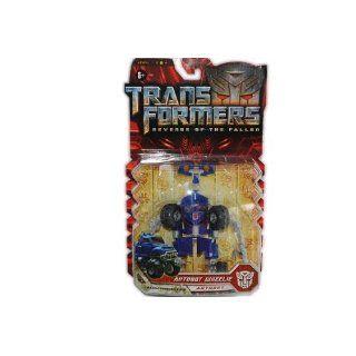 in 1 Transformer Auto Wheelie Autobot Monstertruck Truck blau