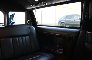 Lincoln Town Car Strechlimousine 4,6L Bj.2007 US Papiere Zollgebühren