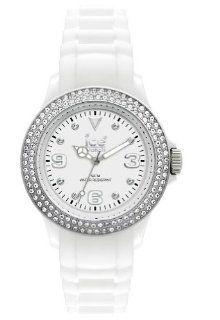Ice Watch Armbanduhr Stone Sili Unisex WeissY ST.WS.U.S.09 Ice Watch