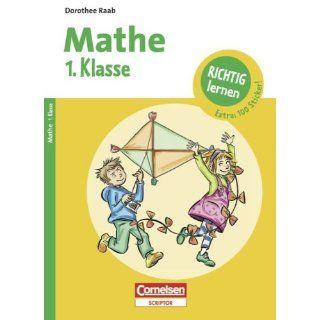 Dorothee Raab   Richtig lernen 1. Schuljahr   Mathe Arbeitsheft mit