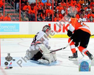 Claude Giroux 2009 10 NHL Stanley Cup Finals Game 3 Photo