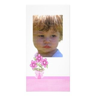 Flower Pot Picture Card