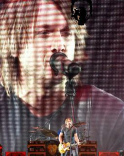 Keith Urban, Steve Galli, 2007, The Palace, Auburn Hills, Michigan Photo