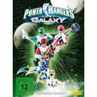 Power Rangers Lost Galaxy   Die komplette Staffel 5 DVDs
