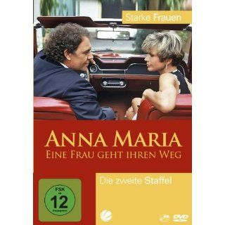 Anna Maria   Eine Frau geht ihren Weg, Die zweite Staffel 3 DVDs