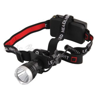 CREE XML XM L T6 LED 1000LM Stirnlampe Kopflampe headlamp 3 Modi