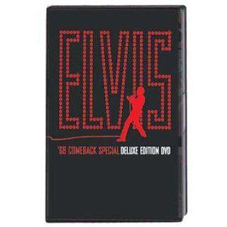Elvis Presleys 68 Comeback Special Deluxe Edition 3 DVDs