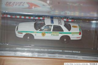 Nr. 100 James Bond 007 Modellauto Collection   Ford Crown Victoria   1
