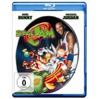 Space Jam [Blu ray] Michael Jordan, Wayne Knight, Theresa