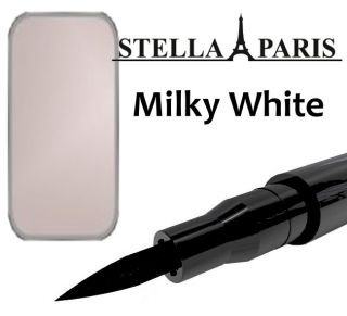 Stift Stella Paris, semi Permanent Milky White weiß #2053 110