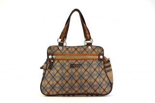 George Gina & Lucy Tasche 02/2012 Dresscode Dress Less highbrowbrown