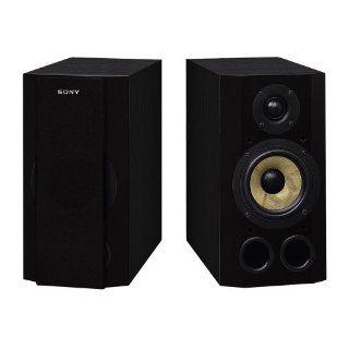Sony SS X3 Lautsprecher Paar schwarz Elektronik