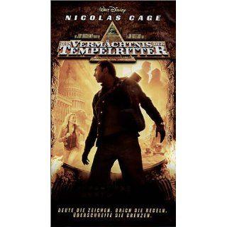 Das Vermächtnis der Tempelritter [VHS] Nicolas Cage, Diane Kruger