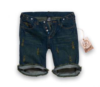 Brandit GIRL SHORT DENIM Ladies Damen Jeans Shorts W27   W34