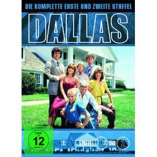 Dallas   Die komplette erste und zweite Staffel 7 DVDs
