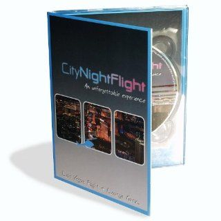 Las Vegas DVD City Night Flight DVD Lounge GEMA frei