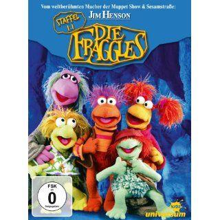 Die Fraggles   Staffel 1.1 [3 DVDs] Jim Henson Filme & TV