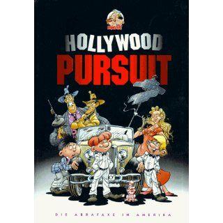 Hollywood Pursuit, Vol.1, Die Abrafaxe in Amerika Hubertus