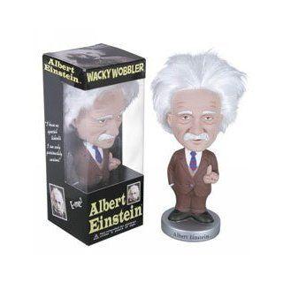 Wacky Wobbler   Albert Einstein Bobble Head Spielzeug