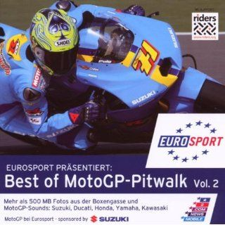 Best of Motogp Pitwalk Vol.2: Musik