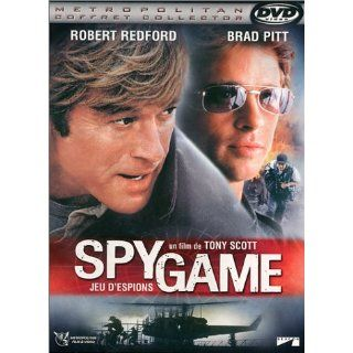 Spy Game   Édition 2 DVD [FR Import] Robert Redford, Brad