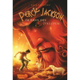 Percy Jackson   Im Bann des Zyklopen eBook: Rick Riordan, Gabriele