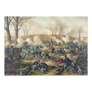 American Civil War Battle of Fort Donelson 1862 Personalized