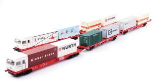 UE 115 H0  Märklin H Zugset Cargo Sprinter DB Digital