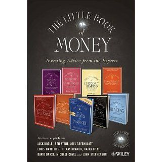 The Little Book of Money Book excerpts from Jack Bogle, Ben Stein