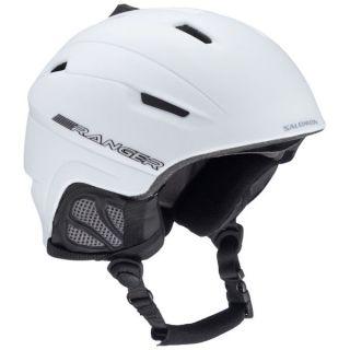SALOMON Herren Snowboardhelm Skihelm Ranger White Matt Groesse XL XXL