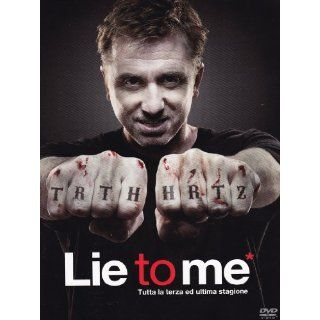Lie to me Stagione 03 [4 DVDs] Tim Roth, Brendan Hines