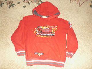 Pullover Disney Cars Lightning McQueen Gr. 122  128