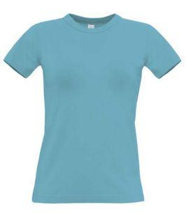 Damen Kurzarm T Shirt XS S M L XL XXL 185g/qm