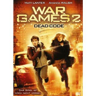 WarGames 2   The Dead Code: Matt Lanter, Amanda Walsh