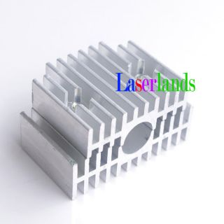 This is a high quality heatsink holder for 12mm laser modules like