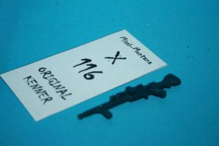 X116 IMPERIAL STORMTROOPER WAFFE 100 ORIGINAL STAR WARS VINTAGE KENNER