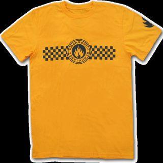 BLACK LABEL Original Skate T Shirt Emergency dC Skateboard Sz. S