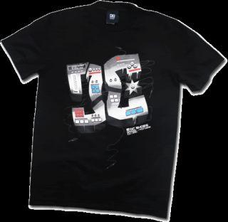 DC SHOES ORIGINAL SKATE T SHIRT S, M, L, versch. Farben, Skateboard