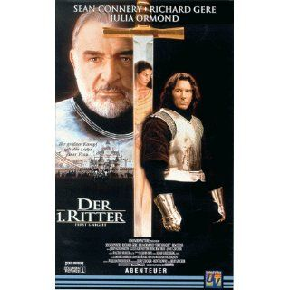 Der 1. Ritter [VHS]: Sir Sean Connery, Richard Gere, Julia Ormond