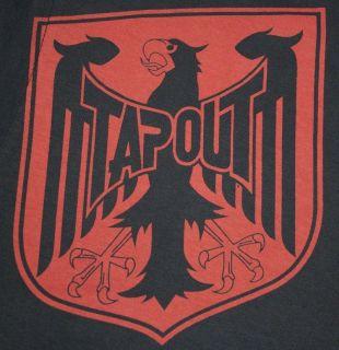 Tapout T Shirt Panzer Eagle 128 SW L