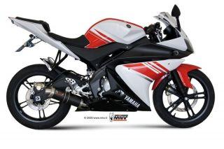 Pot Scarico Completo Mivv Gp Yamaha YZF R 125. (2008 2011)