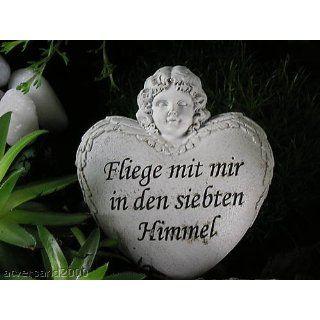 Deko Herz mit Liebesspruch und Engel FMMIDSH Küche