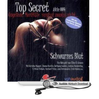 Schwarzes Blut Top Secret Akte 004 (Hörbuch Download)