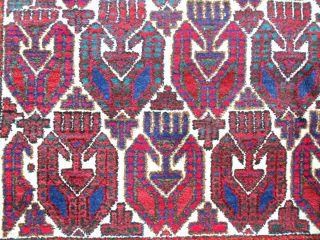 Villenauflösung  Antiker Fatima Kazak  130cm x 111cm