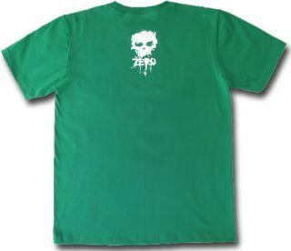 ZERO original Skate T Shirt CLASSIC SKULL S M L , viele Farben